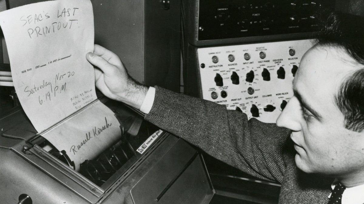 Murió Russell Kirsch Inventor Pixel