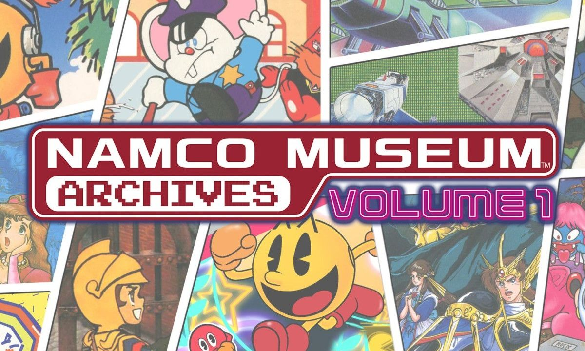 Namco Museum Archives Volume 1 Reseña