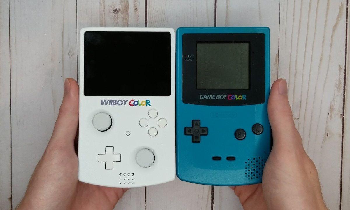 Nintendo Wii Game Boy Color