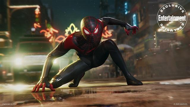 Nueva Imagen Marvel´s Spider-Man Miles Morales