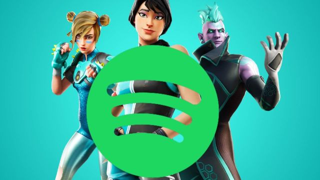 Spotify Epic Games Apple Fortnite