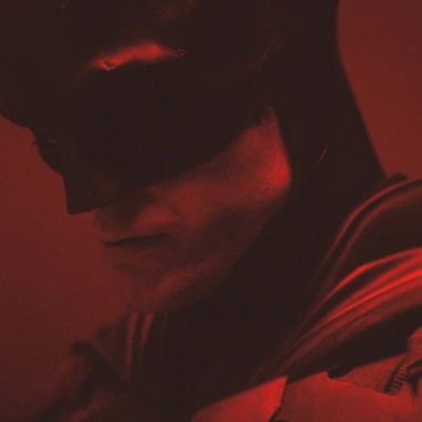 The Batman Logo Robert Pattinson