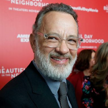 Tom Hanks Geppetto Pinocho Live Action