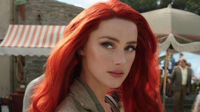 DC sigue con Amber Heard pese a violencia contra Johnny Depp