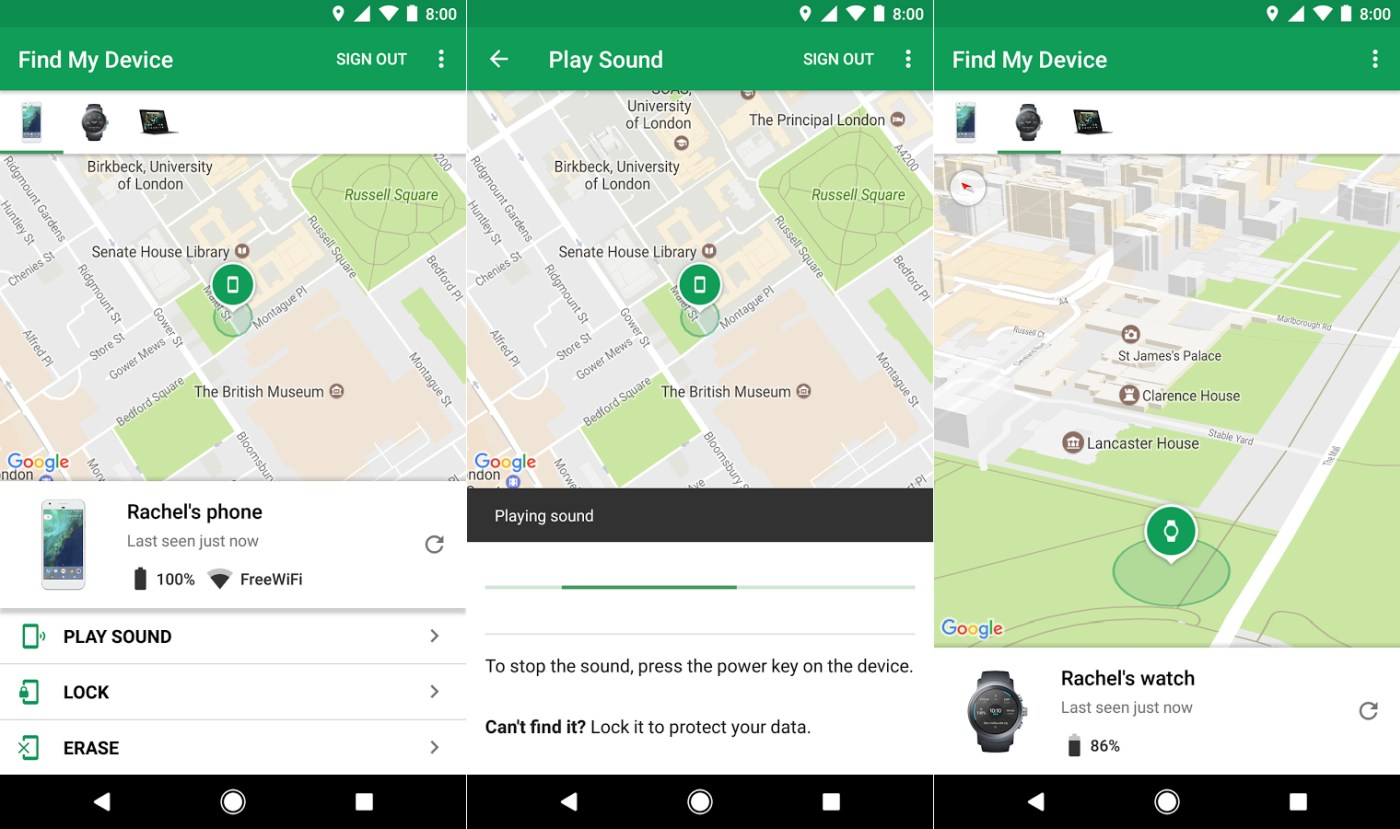 Google crea app para encontrar audífonos inalámbricos