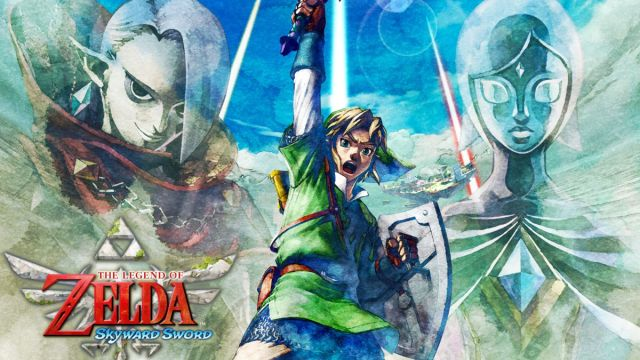 Filtrado: Legend of Zelda: Skyward Sword a Nintendo Switch
