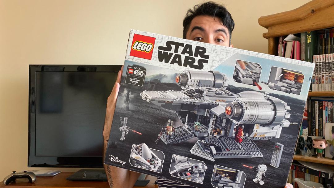 Lego Star Wars The Mandalorian: Razor Crest