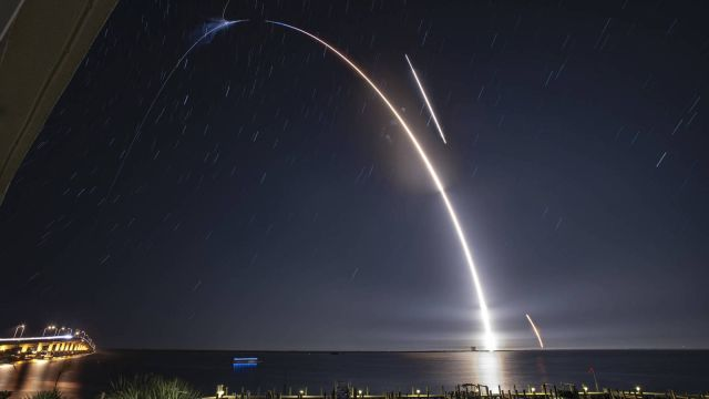 SpaceX lanza 58 satélites más para red de Internet Starlink