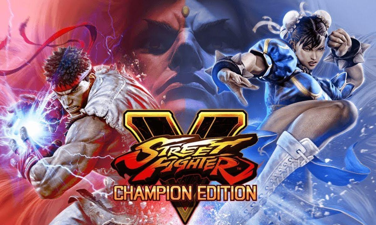 Descargar gratis Street Fighter V Champion Edition en PS4