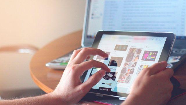 Cómo funciona el touchscreen