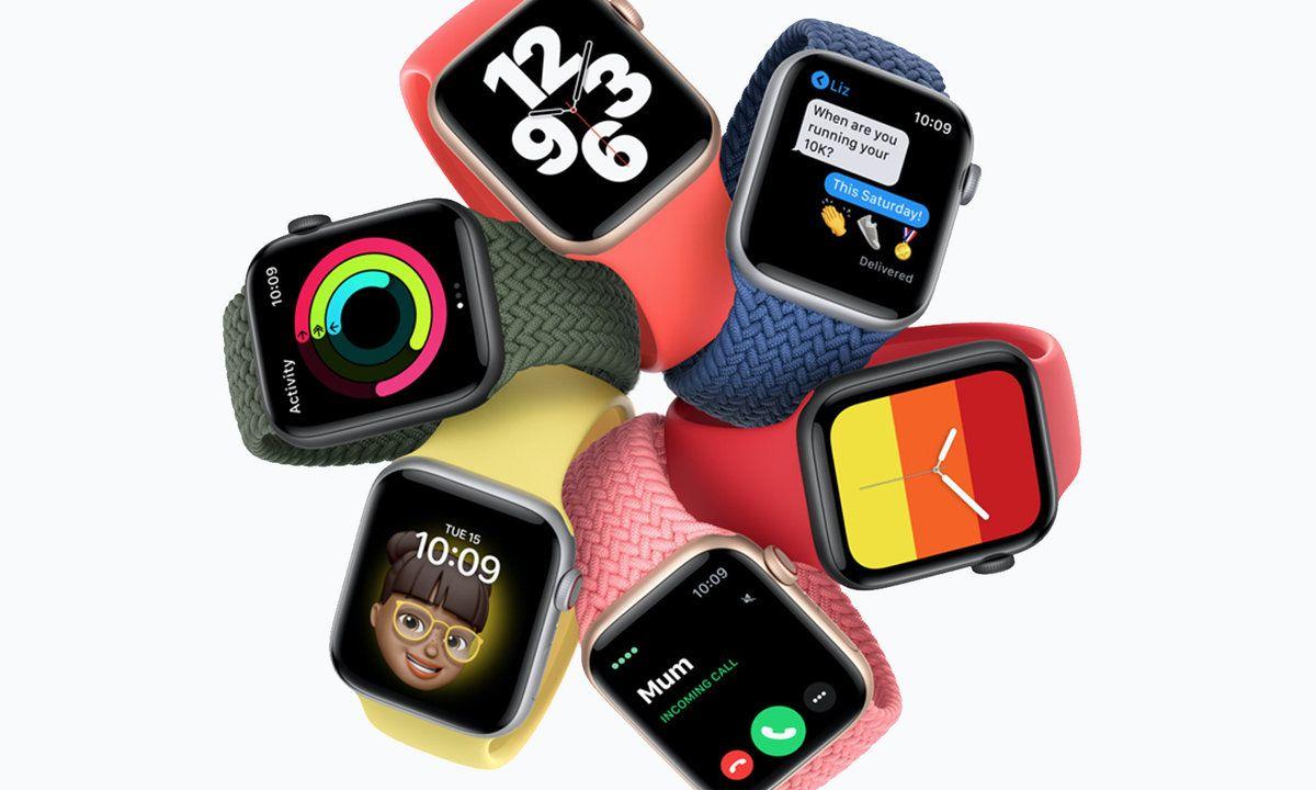 Apple Watch Series 6 Cargador
