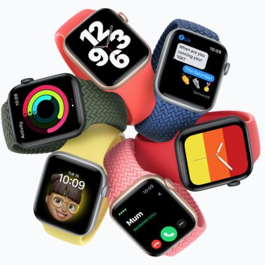 Apple Watch Series 6 Cargador