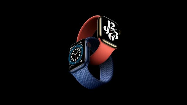 Apple Watch Series 6 Precio Disponibilidad