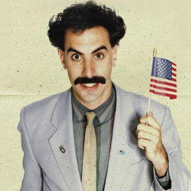 Borat 2 Amazon
