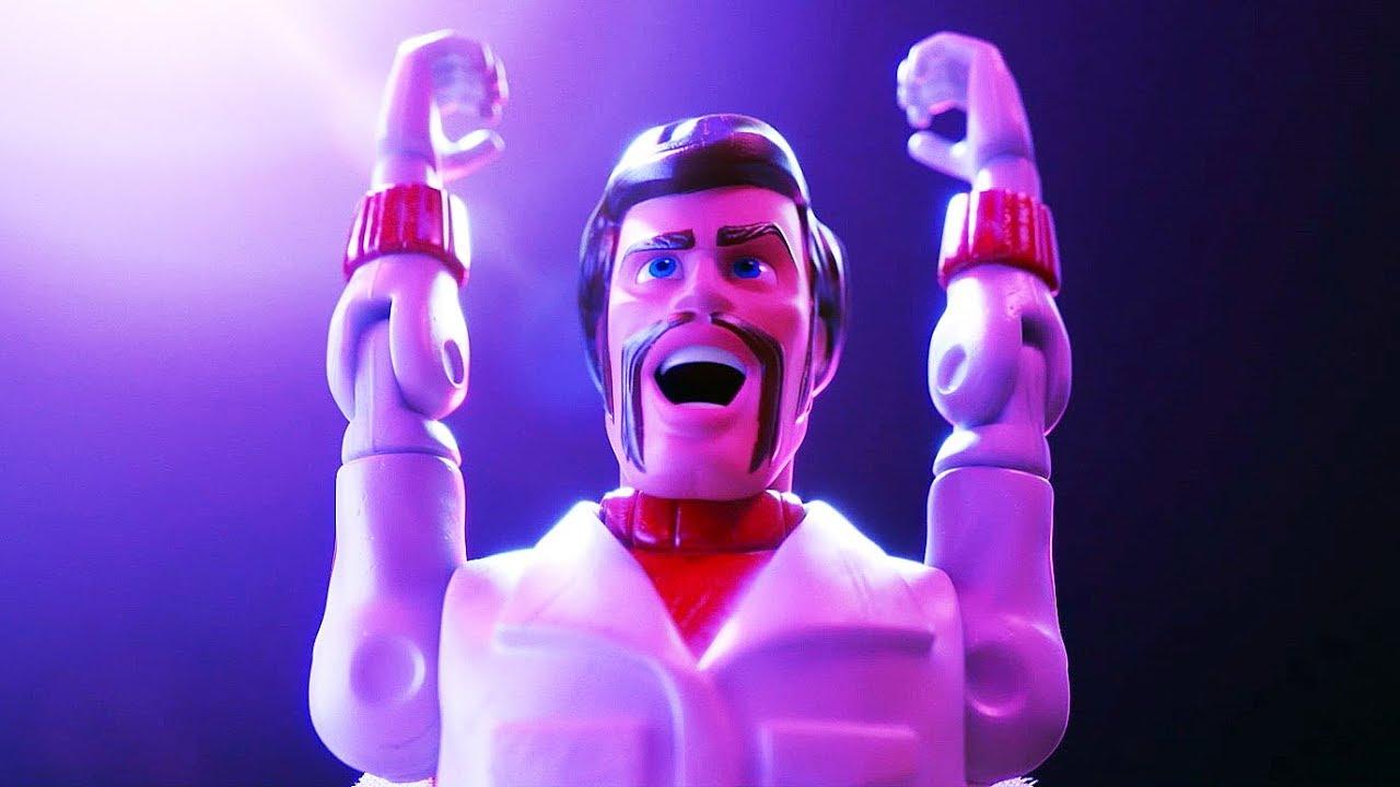 Evel Knievel y Duke Caboom demanda a Pixar Disney