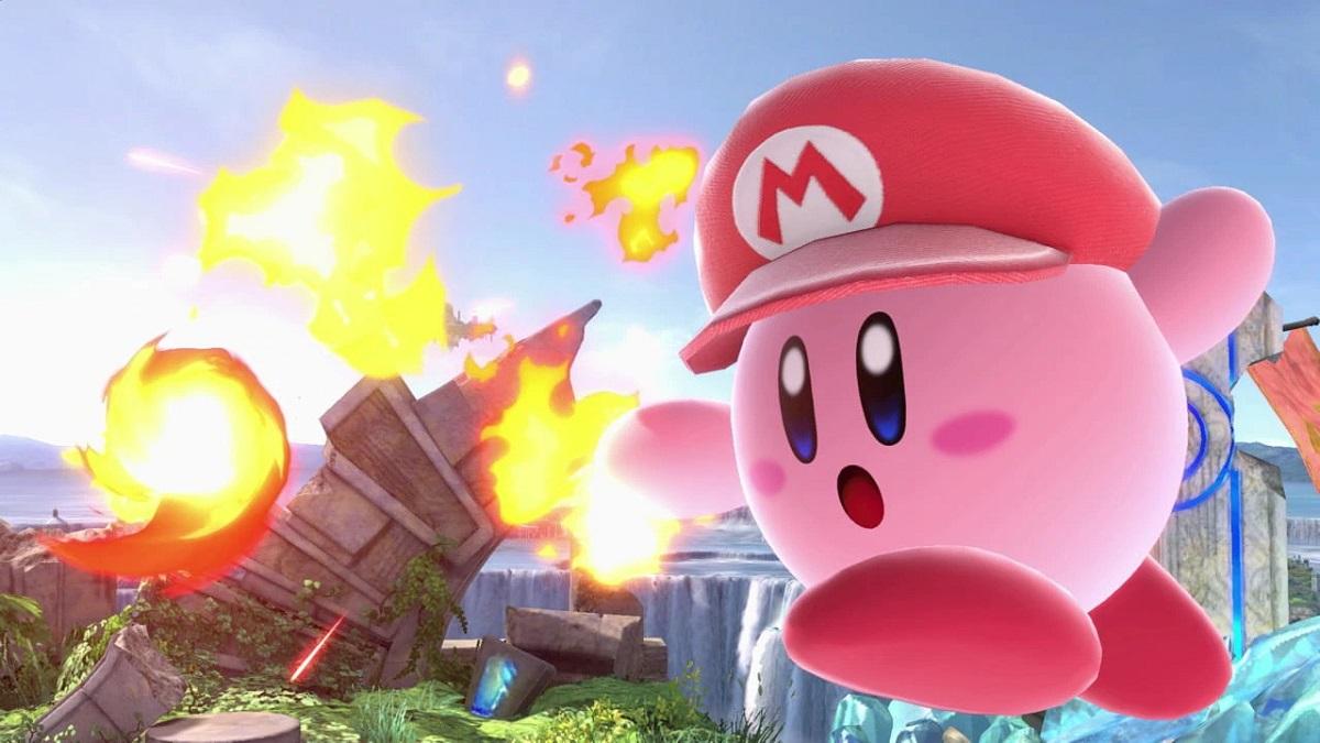 Kirby Mos Burger