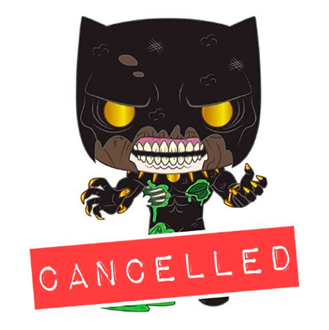 Marvel Zombies Black Panther cancelado