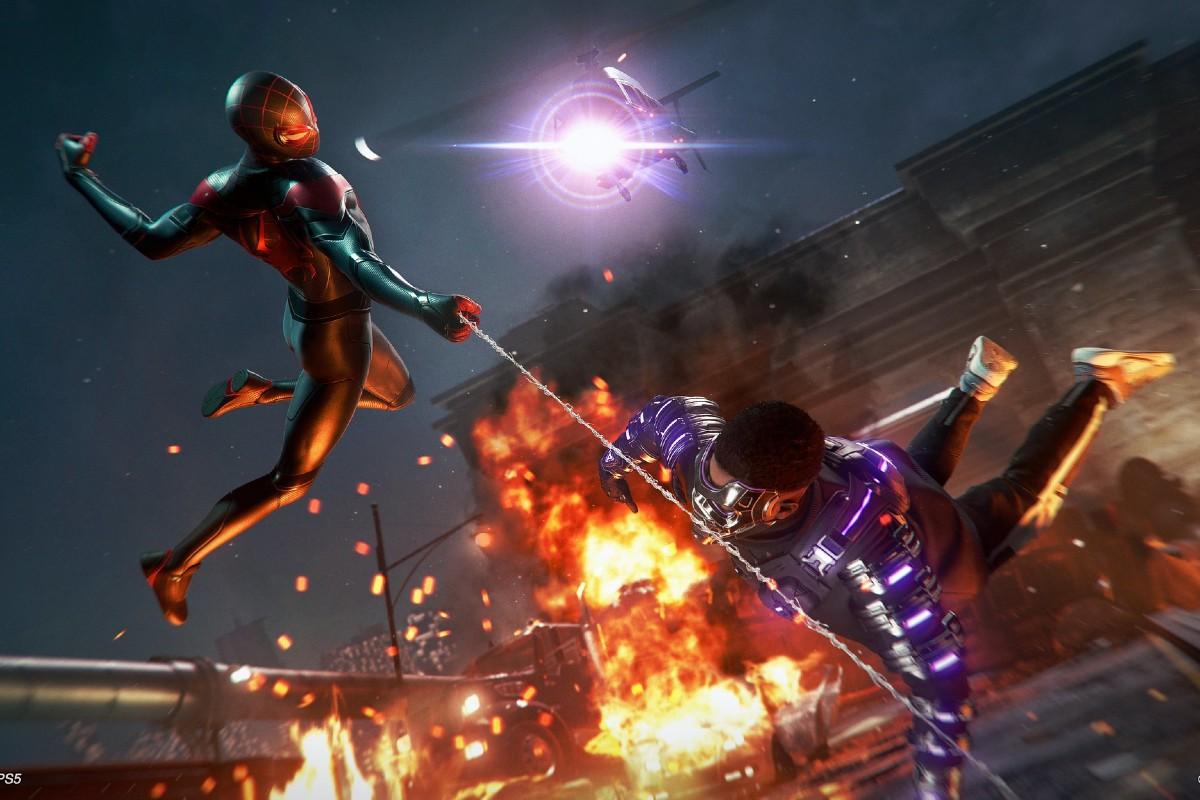 Marvel's Spider Man Miles Morales PS5 Precio