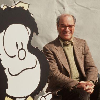 Murió Quino 88 años Mafalda