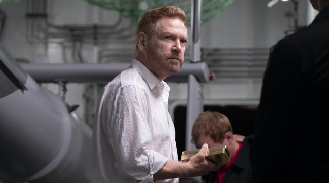 Fotograma de la película Tenet de Christopher Nolan