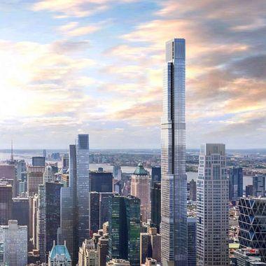 Esponjas marinas ayudarán a construir rascacielos más altos y resistentes