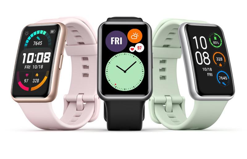 Huawei Watch Fit: el smartwatch deportivo llega a México