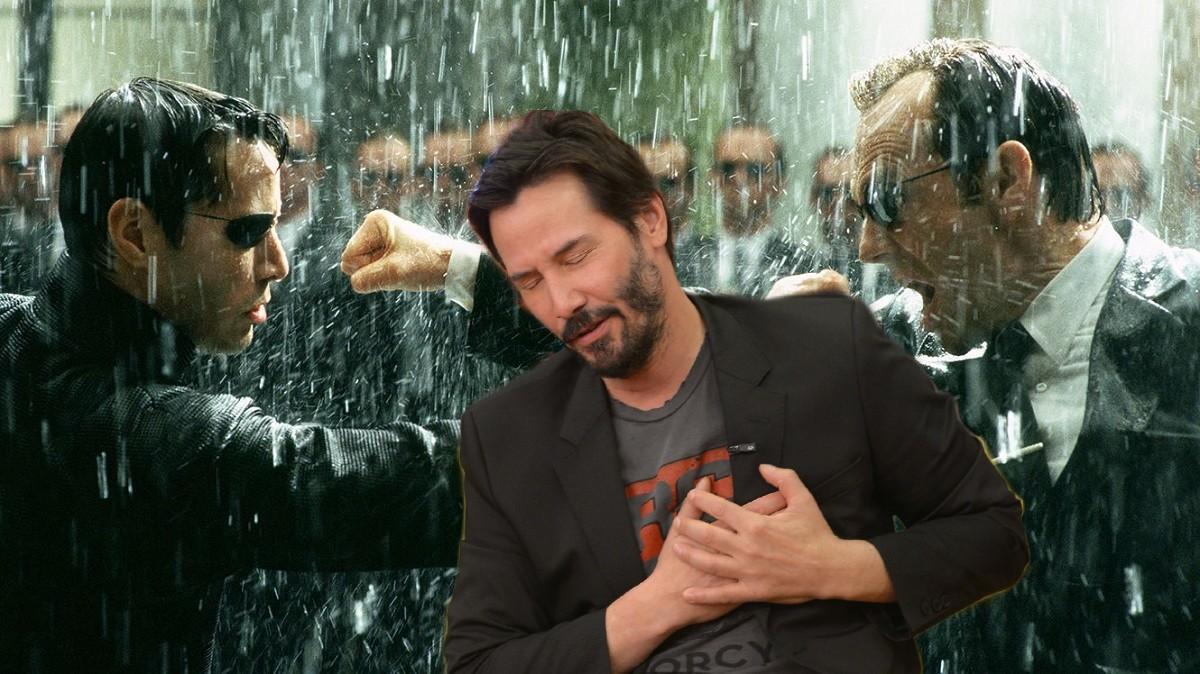 Matrix 4 Keanu Reeves
