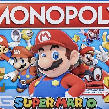 Monopoly Celebration Super Mario 35
