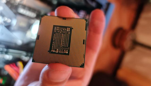 Procesador Core Intel i5 de 8va. Generación