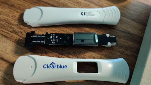 Pruebas de embarazo digitales son casi tan poderosas como la primera PC IBM