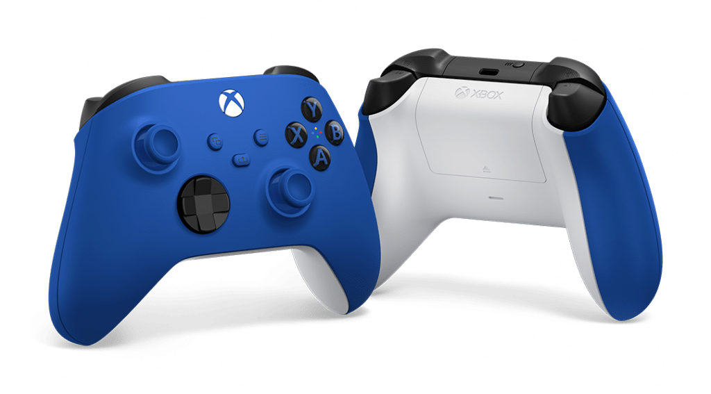 Microsoft Presenta Su Control Azul Para Xbox Series X
