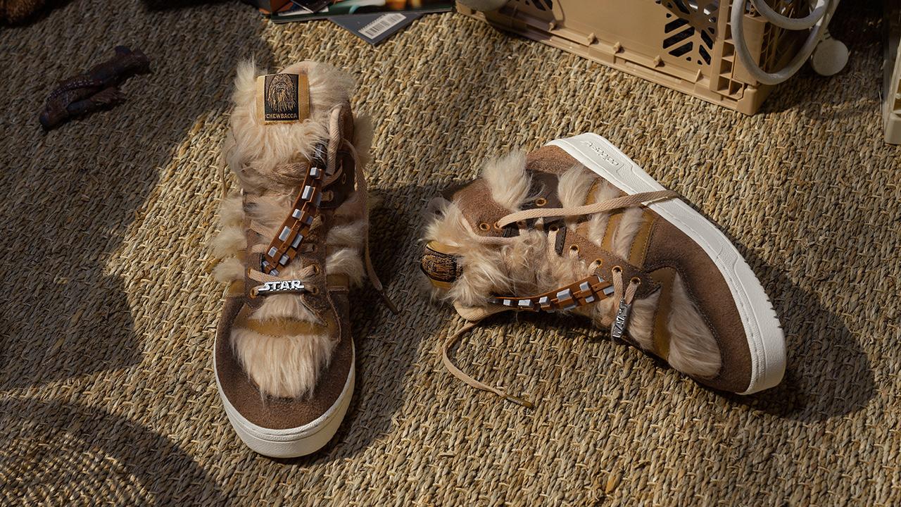 Chewbacca Adidas Originals Star War