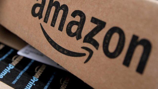 Amazon centro de distribución México