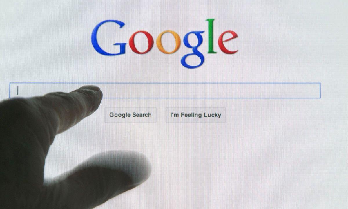Apple buscador Google