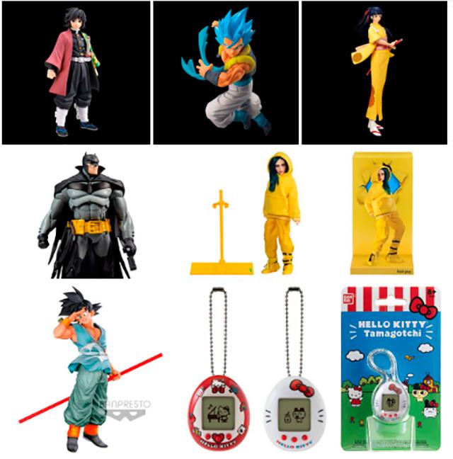 Bandai Collectors Shop
