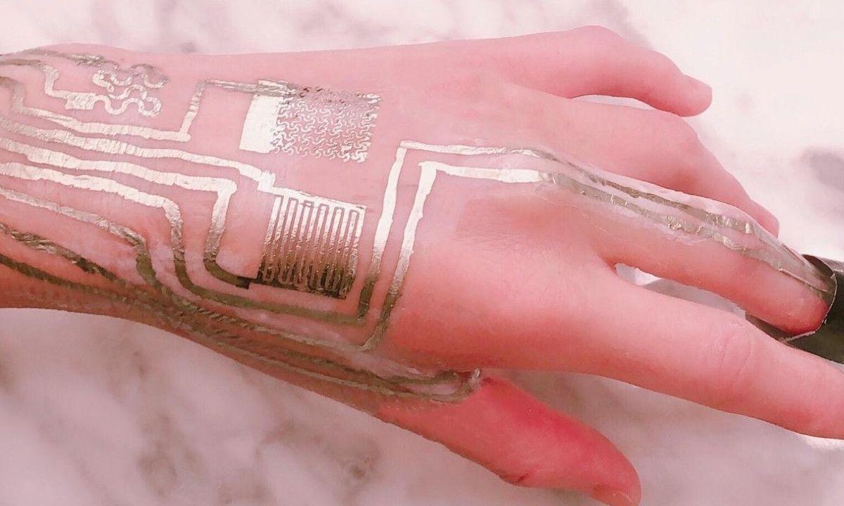 Circuitos en la piel