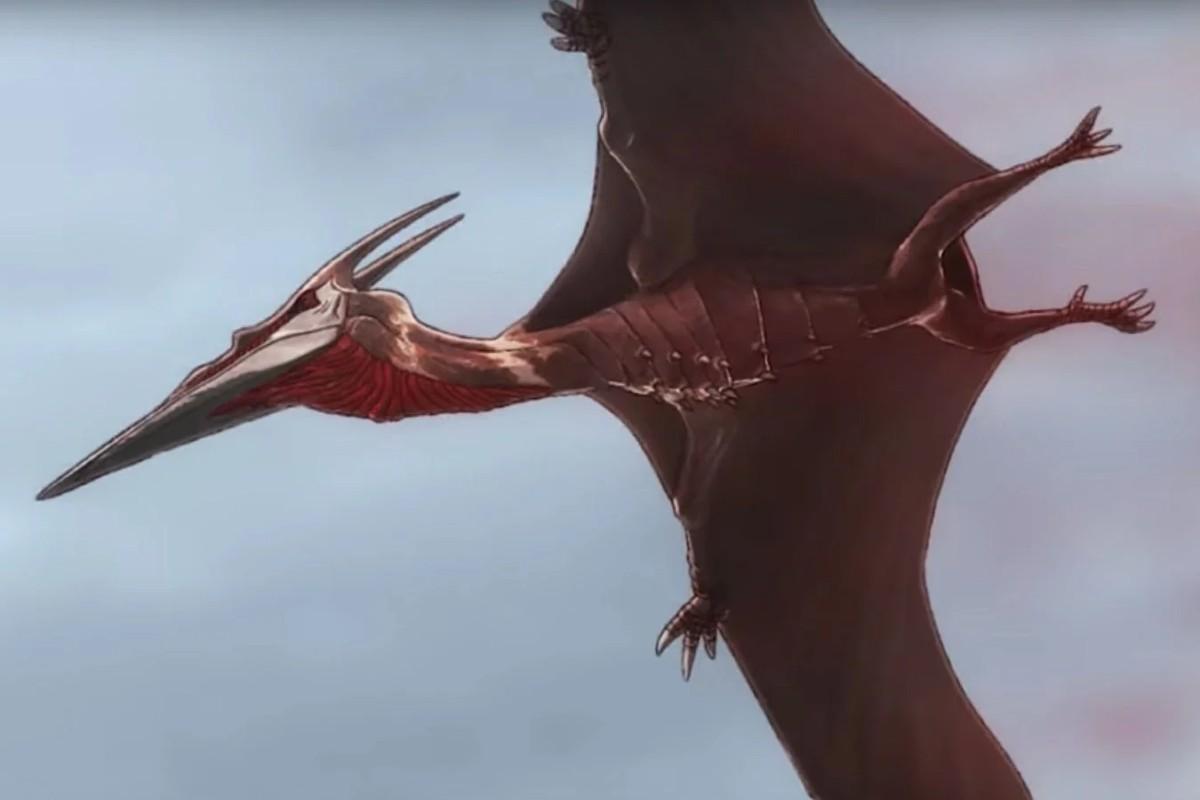 Godzilla Singular Point Trailer poster
