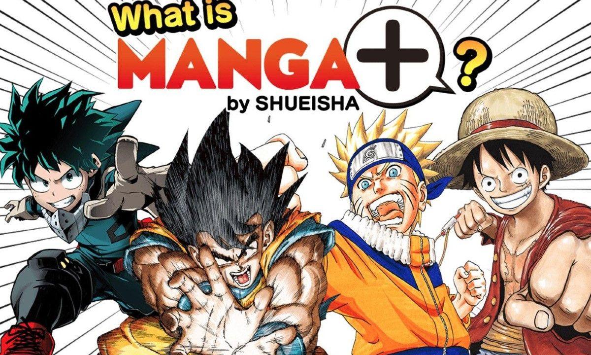 Manga Plus México