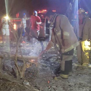 Meteorito Protección Civil Tamaulipas