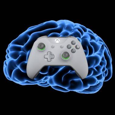 Niños Videojuegos funciones cerebrales