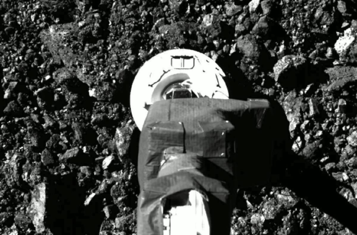 OSIRIS-REx Asteroide Bennu