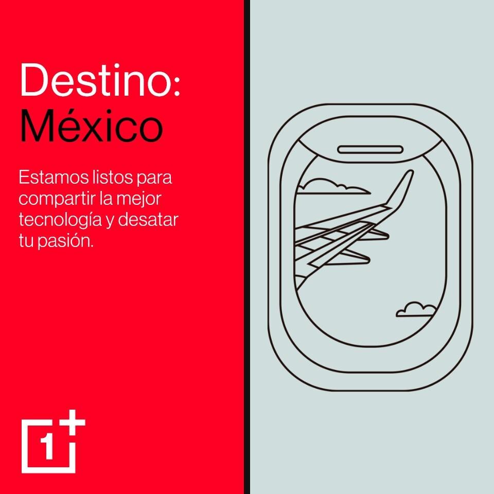 OnePlus traerá sus smartphones a México