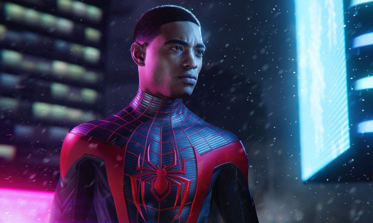 Spider Man Miles Morales Miles