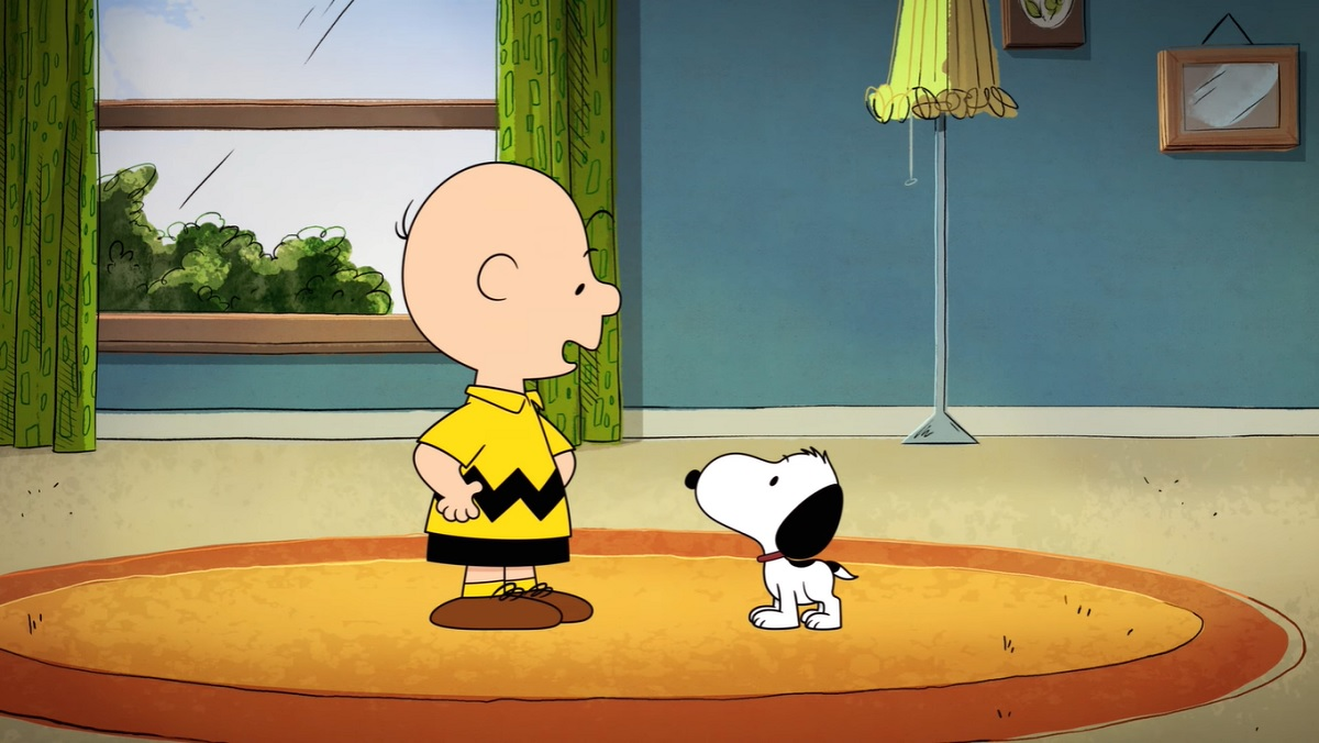 The Snoopy Show Nueva Serie
