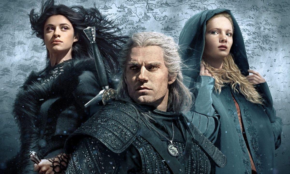 The Witcher Netflix Tercera Temporada