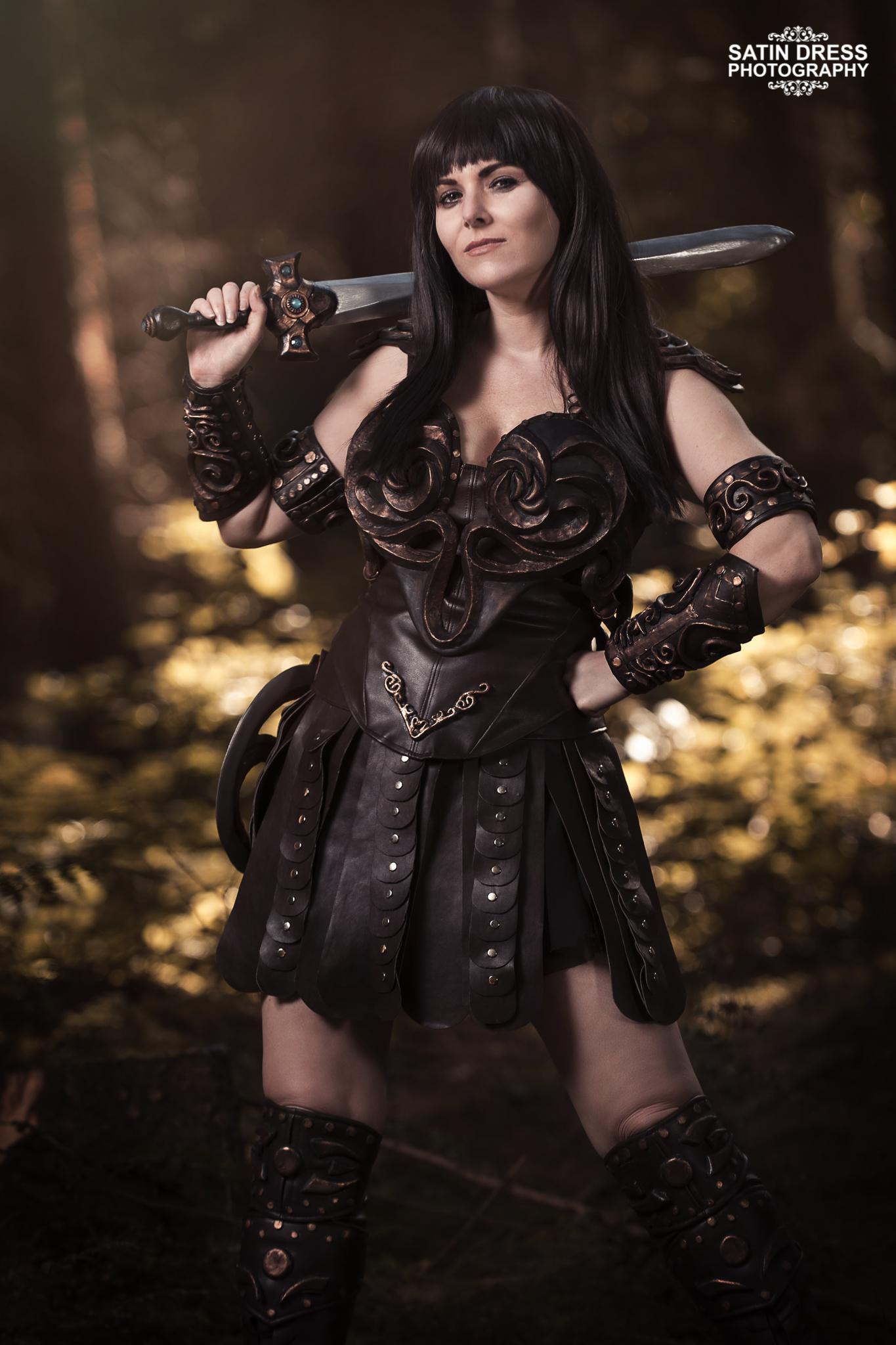 cosplay xena la princesa guerrera