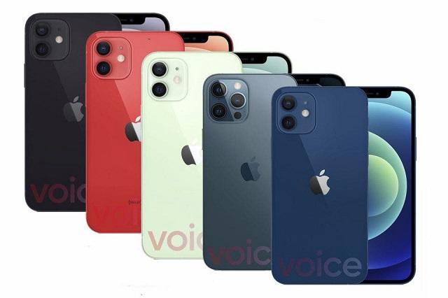 iPhone 12 Imágenes FiltradasiPhone 12 Imágenes Filtradas