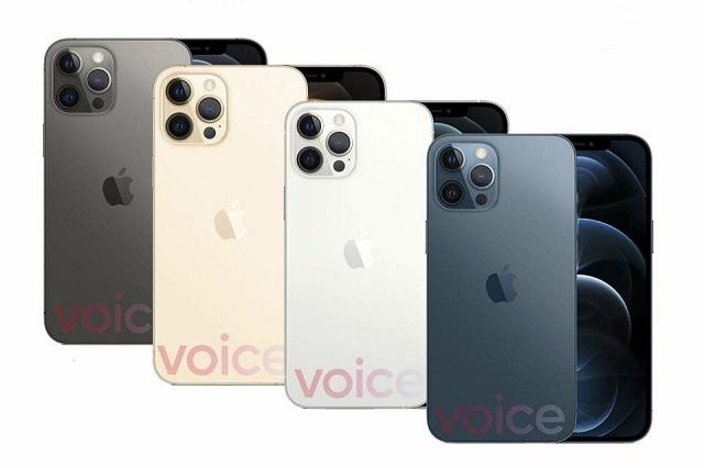 Nuevos iPhone 12