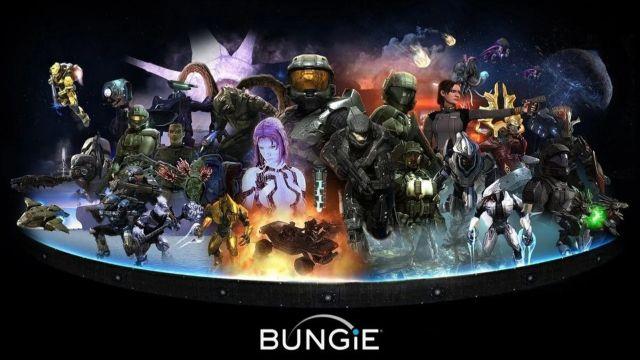 juegos desarrollados por bungie studios