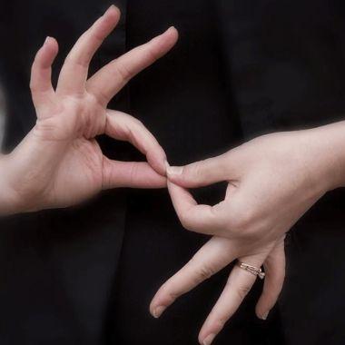 lenguaje de señas gracias